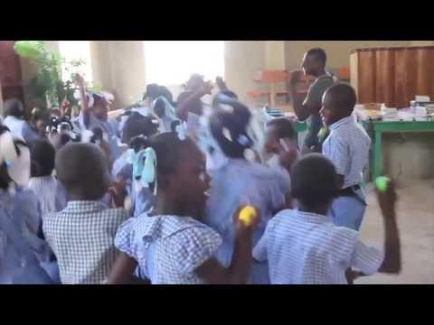 Haiti Clip - Classroom energy