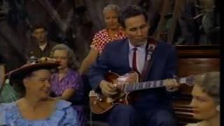 Chet Atkins--Georgia Camp Meeting,1950s Color!