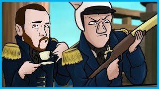 AAAARGH WE BE THE WORST PIRATES - Blackwake Funny Moments! - Boarding Enemy Ships & Pirate Yoga!