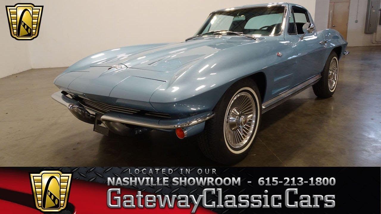 1961 Chevrolet Corvette, Gateway classic cars Nashville ... |Gateway Classic Cars Nashville