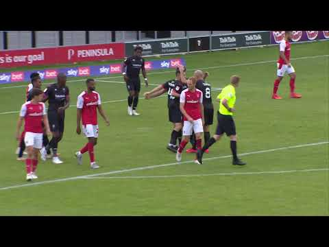 Salford Rotherham Goals And Highlights