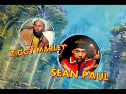 Sean Paul & Ziggy Marley - Three Little Birds