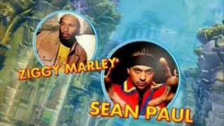 Sean Paul & Ziggy Marley - Three Little Birds