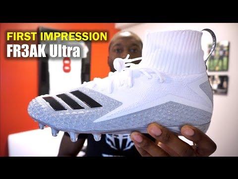 ADIDAS Freak Ultra Football Cleats: 1st Impression