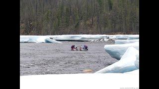 Река Б. Белая - Сплав и рыбалка в Саянах