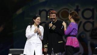 Mata Najwa : Sujiwo Tejo ditaklukkan wanita di depan puluhan ribu penonton di atas panggung