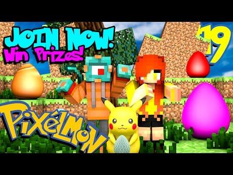 EASTER EGG HUNT! | Pixelmon Journey #19 w/ Dollastic Plays!