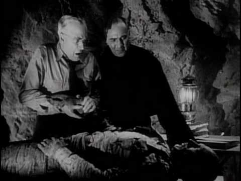 The mummy's hand (Christy Cabanne, 1940) Trailer
