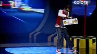 Dance by Harihar dash from ORISSA.INDIAS Got Talent Khoj -2.flv