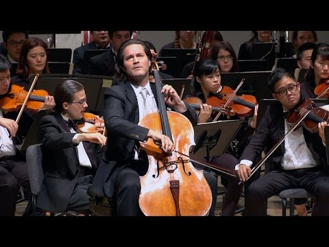 Peabody Symphony Orchestra with Zuill Bailey