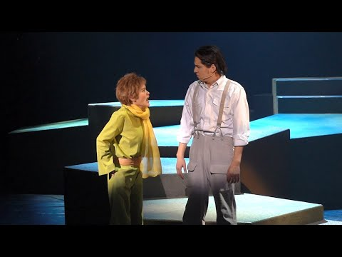 世界的名作「星の王子さま」をもとにした音楽劇『星の王子さま』の東京公演が2020年2月8日(土)、東京芸術劇場シアターイーストで開幕し、2月1...