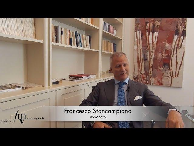 Francesco Stancampiano, ricordi di un guerriero