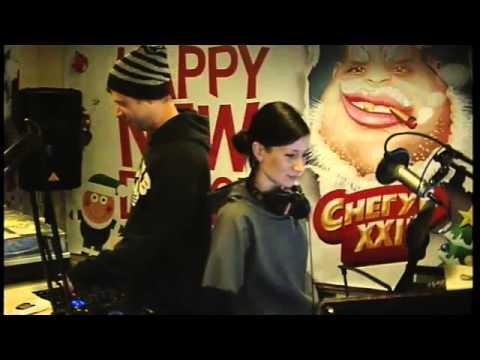 Lady Waks In Da Mix # 160 feat. Hardy Hard (11-01-2012)