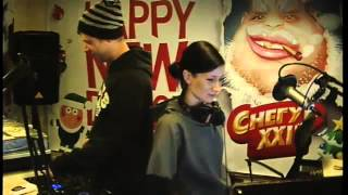Lady Waks In Da Mix # 160 feat. Hardy Hard (11-01-2012)
