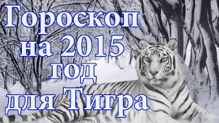 Гороскоп для Тигра на 2015 год