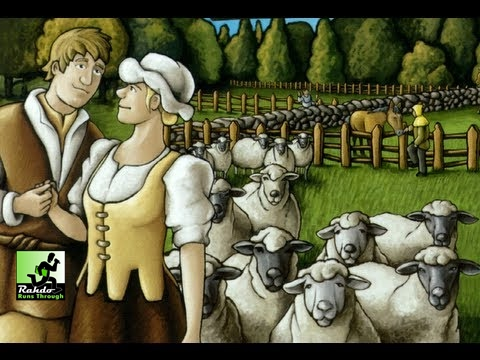 Agricola All Creatures Big and Small Gameplay Runthrough