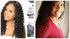 Moisture Remy Rain Hair Review Video