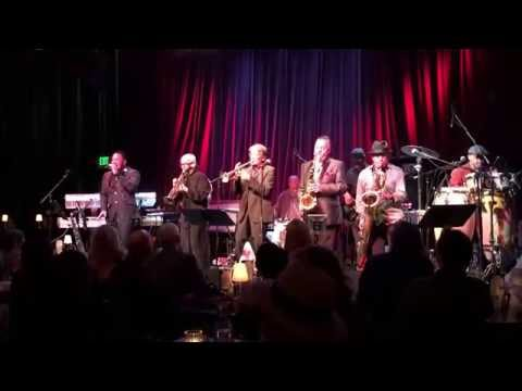 "Greg Adams and East Bay Soul Live - ""Let's Stay Together"""