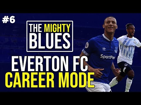The Mighty Blues | A Change Of Tactics!! | FIFA 19 Everton Career Mode Ep.6