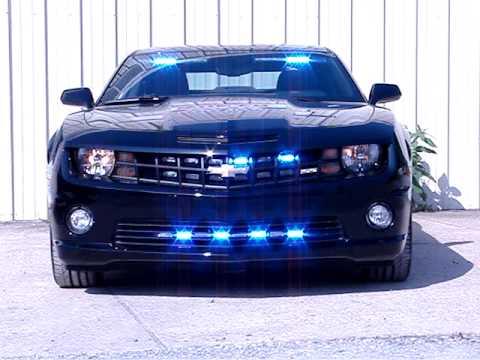 Montgomery Police Camaro Youtube