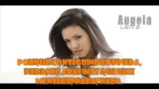 Angela Leiva - Ladrón De Porquería +Letra