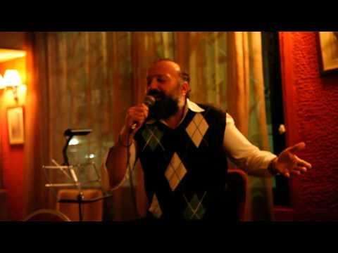 Χρηστος Αγγελοπουλος-Οταν ειμαστε μαζι LIVE Cavo Doro Hope Studio