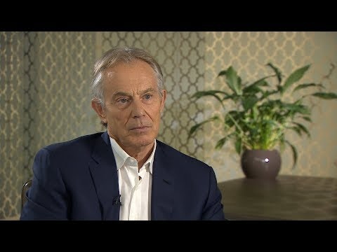 Tony Blair on Brexit choices, a second referendum and the Good Friday Agreement | ITV News
