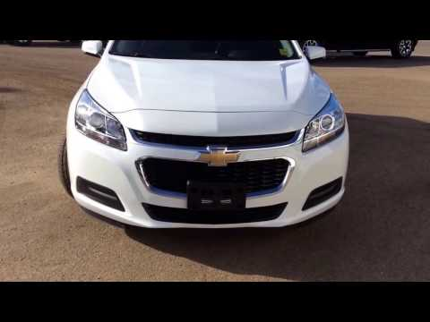 2016 Chevrolet Malibu LT with Sunroof, Remote Start, Rear Vision Camera and More!