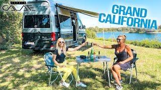Mit dem neuen VW Grand California zum Caravan Salon