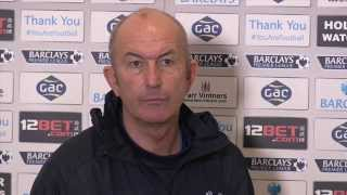 Pulis: I will NOT quit Crystal Palace
