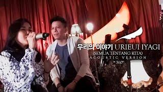 NOAH & Shakira Jasmine - 우리의 이야기 Urieui Iyagi (Semua Tentang Kita) (Acoustic Version in 360°)