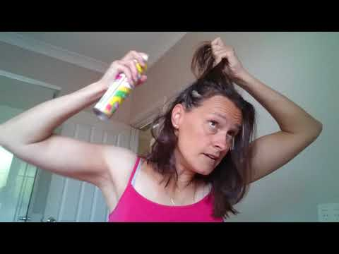 Batiste Coconut & Exotic Tropical Dry Shampoo First Time Use Review