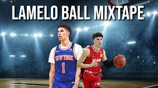 "Lamelo Ball Mix- ""Left Right"" Lil Tecca - Drew league ᴴᴰ"