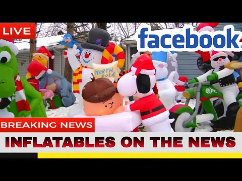 INFLATABLES On Facebook
