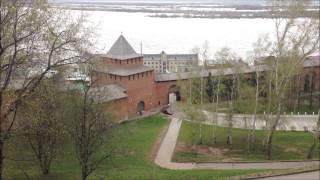 Нижний Новгород - прогулка по Кремлю(, 2013-05-07T11:01:12.000Z)