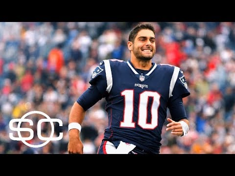 Why are New England Patriots trading Jimmy Garoppolo to San Francisco 49ers? | SportsCenter | ESPN