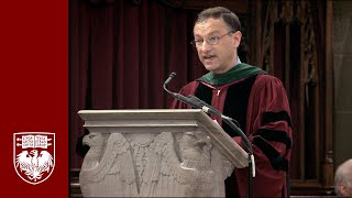 The 520th Convocation Address, University Ceremony - The University of Chicago