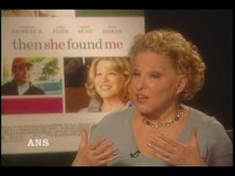 BETTE MIDLER PART 7: DISHES ON CELEBRITY MASS ADOPTIONS