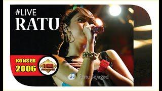 "Download LAGU KERENNN ... "" RATU "" - RATU SEJAGAD (LIVE KONSER BUKIT TINGGI 2006)"