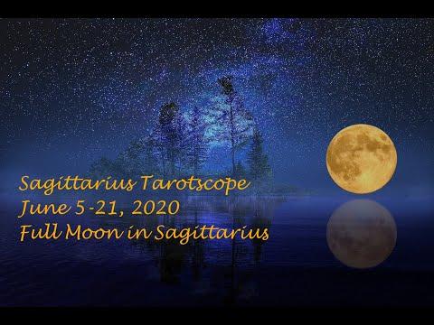 SAGITTARIUS WOW!!! What Kind Of Magic You Working, Sag?? Full Moon In Sagittarius June 5-June 21