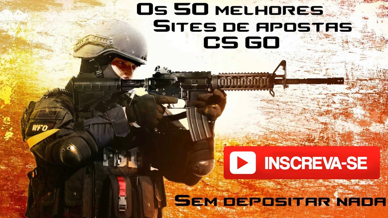 Codigos para sites de apostas cs go