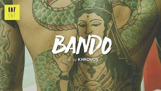 90s Old School Boom Bap type beat x hip hop instrumental | 'Bando' prod. by KHRONOS