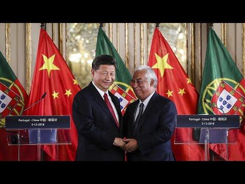 Portugal e China assinam 17 acordos de cooperação