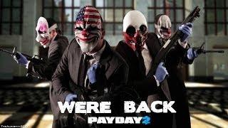 Payday 2 - Demo Gameplay PC