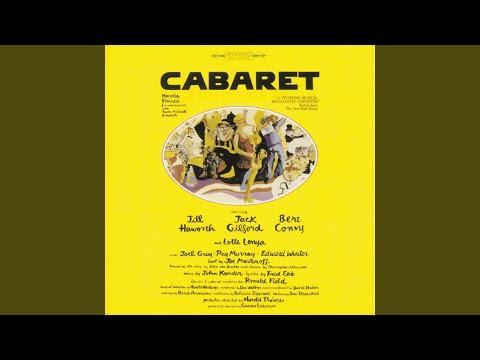 Cabaret: Willkommen