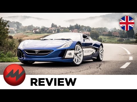 Rimac Concept One - Fastest and Most...