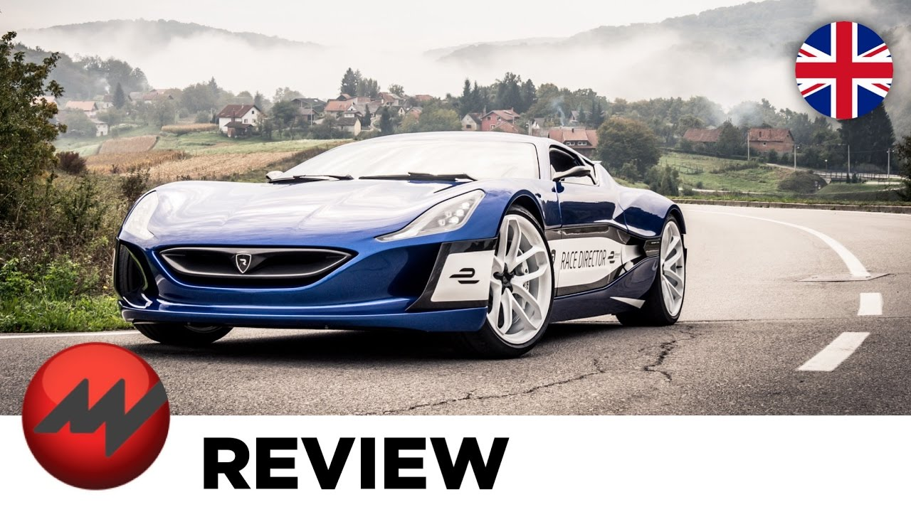 Rimac Concept One - Fastest and Most Expensive Electric Car