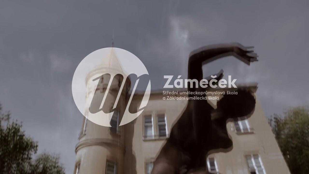 SUPŠ Zámeček - Probouzíme staré mistry 2018 (pozvánka) - YouTube 26ed1d1e9d1