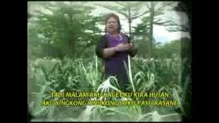 Geef Mij Maar Nasi Goreng, Ron Tanah Belanda (Lagu Manado)
