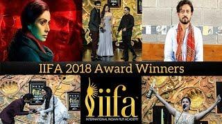 IIFA 2018 Award Winners | Best Actor, Best Actress, Best Film, Best Director..... |